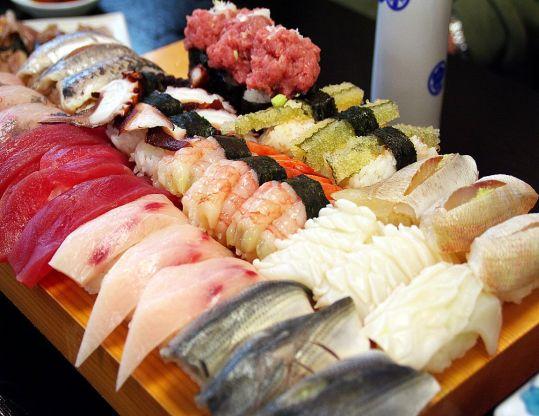 Рыбу надо кушать хотя бы раз в неделю