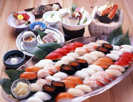 У японской кухни есть еще одна особенность.